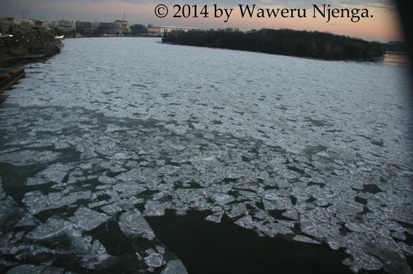 Icy Potomac - 2