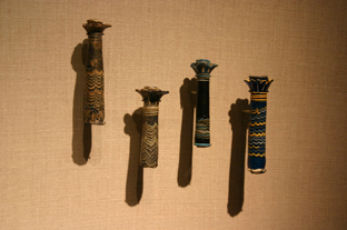 Egyptian Glass - Lotus columns